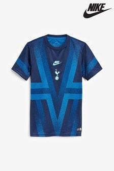 Nike Dri-FIT Navy Tottenham Hotspur Football Club T-Shirt