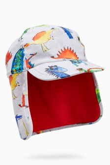 Dino Printed Legionnaire Hat (Younger)