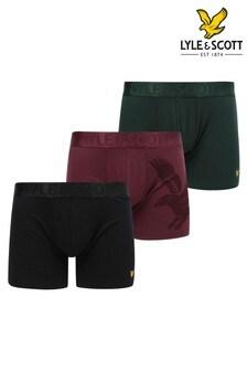 Lyle & Scott Premium Underwear Trunks Three Pack