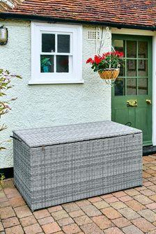 Monaco Stone Cushion Storage Box By LG Outdoor