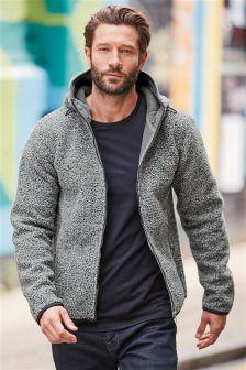 Hooded Fleece