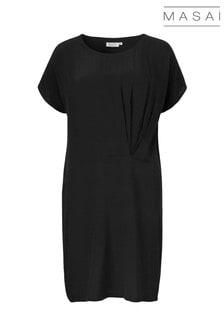 Masai Black Omia Dress