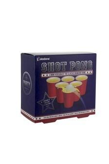 Shot Pong Game