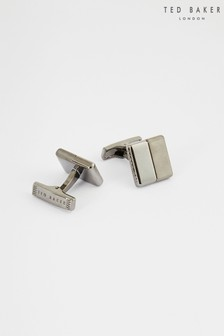 Ted Baker Jeti Cufflink And Tie Bar Gift Set
