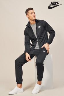 Nike Black NSW Tracksuit