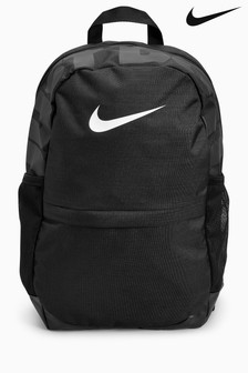 a313474ef383 Nike Black Brasilia Backpack