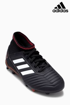 adidas Black Predator Skystalker Firm Ground