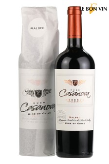 Hugo Casanova Estate Malbec Reserva 75cl by Le Bon Vin