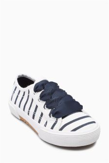 Lace-Up Trainers (Younger)