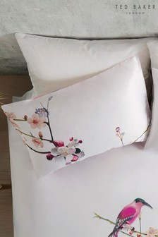 Set of 2 Ted Baker Flight Of The Orient Pillowcases