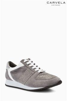 Carvela Grey Lucinda Sneaker
