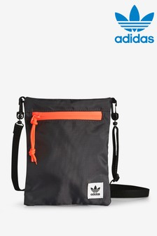 adidas Originals Grey Simple Pouch