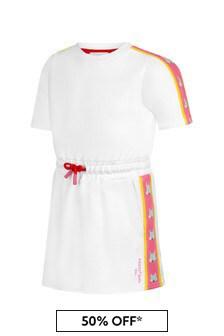 Marc Jacobs White Cotton Dress
