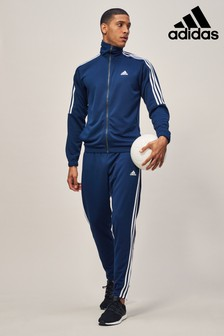 Adidas Tiro Trainingsanzug, Marineblau