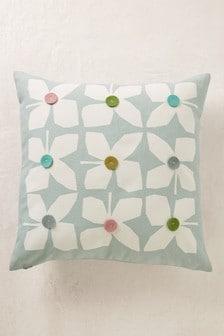 Geo Floral Cushion