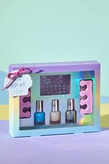 Glitter Nail Gift Set