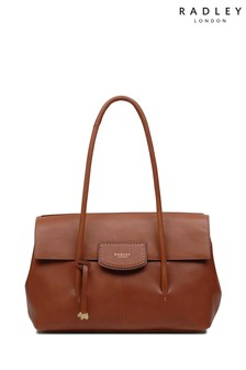 Radley Tan Burnham Beeches Shoulder Bag