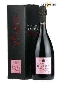 Le Bon Vin Jean Noel Haton Rosé Champagne