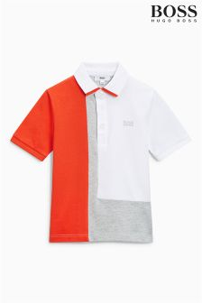 BOSS Colourblock Polo