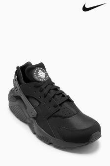 Nike Black/Black Huarache