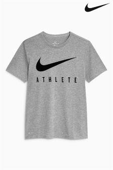 Nike Gym Black Athelete T-Shirt
