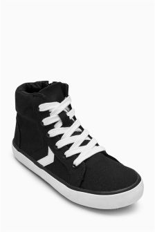 Skate Lace-Up Boots (Older)