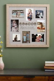 Family Multi Aperture Frame