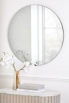 Starburst Glitter Mirror