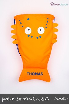 Personalised Fish PE Bag by Loveabode