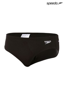 Speedo® Black Essential Endurance 6.5cm Brief