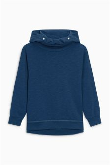Long Sleeve Hoody Top (3-16yrs)