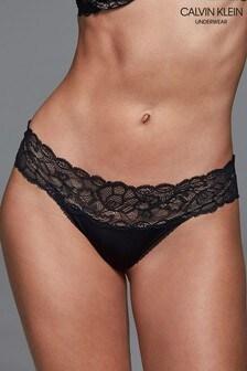 Calvin Klein Black Bikini Brief