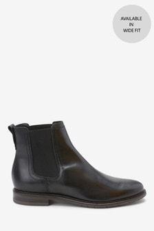 Фирменные удобные ботинки челси