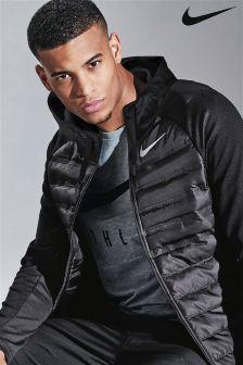 Nike Gym Black Athelete Tshirt