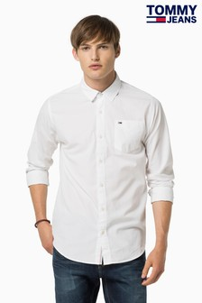 Tommy Jeans White Shirt