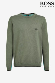 BOSS Riston Knit Jumper