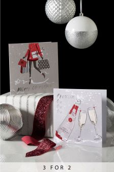 20 Pack Prosecco Cards