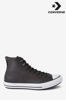 Converse Chuck Taylor Leather High Trainers