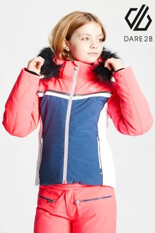 Dare 2b Blue Estimate Waterproof Ski Jacket