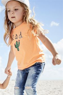 Rad Print T-Shirt (3mths-6yrs)