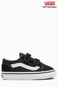 550f0e3b154 Vans Infant Old Skool Velcro