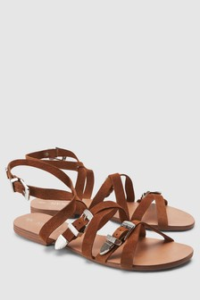 Western Style Sandals