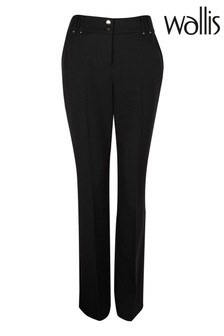 Wallis PVL Boot Cut Trousers