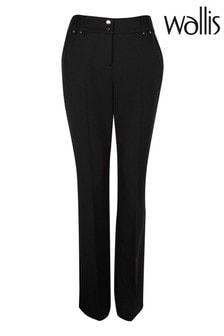Wallis PVL Boot Cut Trousers