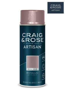 Craig & Rose Rose Gold Metallic Spray Paint