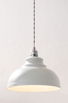 Dixon Lampenschirm, leicht anzubringen