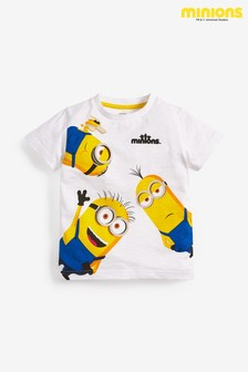 Short Sleeve Minions T-Shirt (1.5-8yrs)