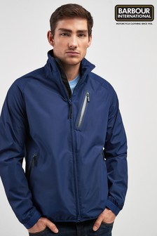 Barbour® International Blue Quads Jacket