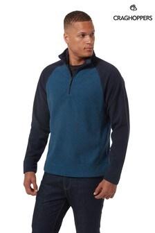 Craghoppers Blue Turo Fleece