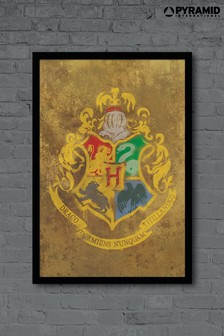 Pyramid International Gerahmtes Harry Potter-Poster